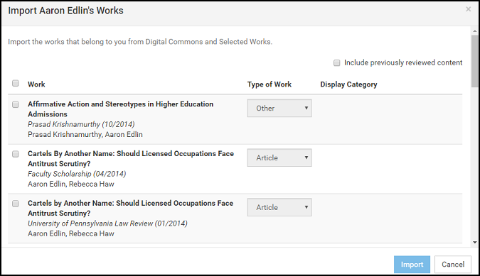 selectedworks guide for authors bepress